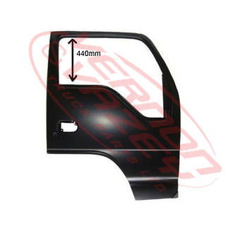 FRONT DOOR SHELL - R/H - LOW ROOF