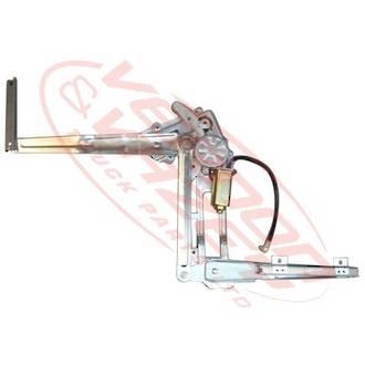 WINDOW REGULATOR - ELECTRIC W/MOTOR 24V - R/H