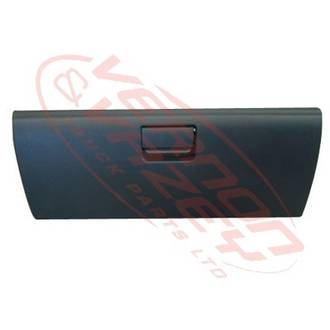 GLOVE BOX - WIDE CAB - GREY