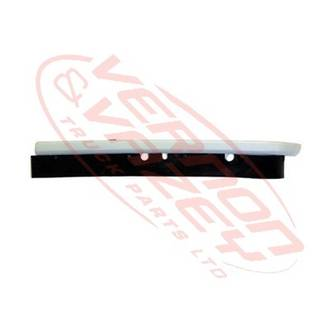 HEADLAMP - TRIM - L/H - LOWER - WHITE - ISUZU ELF NPR/NRR/NKR/NHR 1994-