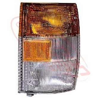 CORNER LAMP - R/H - CLEAR/AMBER