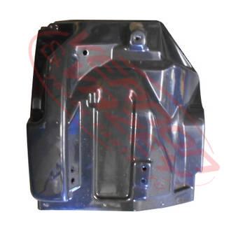MUD GUARD - L/H - FRONT WHEEL - N/CAB - 465MM X 520MM - TOYOTA DYNA XZU320 2000-