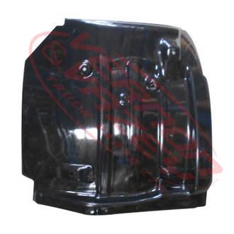 MUD GUARD - R/H - FRONT WHEEL - W/CAB - 575MM X 625MM - TOYOTA DYNA XZU320 2000-