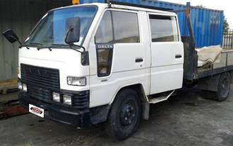 TRUCK - 14B - DAIHATSU DELTA - 1989