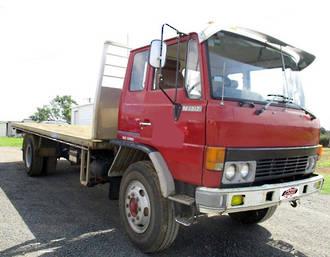 TRUCK - EH700 - HINO N SERIES