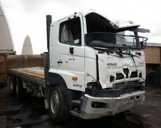 TRUCK - E13C - HINO FD - 2007