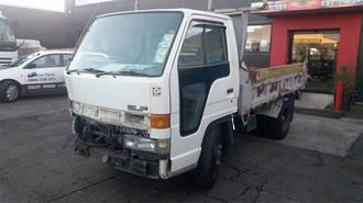 TRUCK - 4HF1 - ISUZU ELF SANSUI 1991