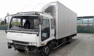 TRUCK - 6HH1 - ISUZU FTR 750 2004