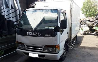 TRUCK - 4BE1 - DEAD - ISUZU ELF NKR58 - 1995