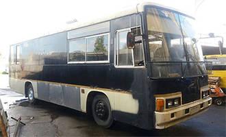 TRUCK - 6BG1 - ISUZU JOURNEY BUS - 1984