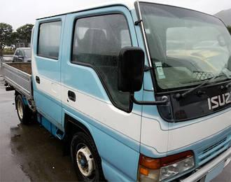 TRUCK - 4JG2 - ISUZU ELF - 1997