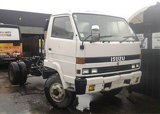 TRUCK - NO ENGINE - ISUZU FORWARD 1988