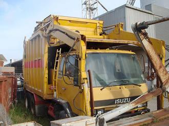 TRUCK - 6BG1 - ISUZU FVR12HX - 1990
