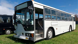 TRUCK - 6D22 - MITSUBISHI FUSO BUS 1994