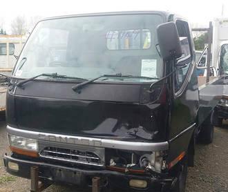 TRUCK - 4M40 - MITSUBISHI CANTER 1997