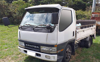 TRUCK - MITSUBISHI CANTER - 1999