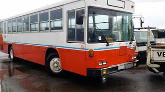 TRUCK - PE6H - NISSAN LW46W 1985