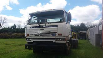 TRUCK - GD6T - NISSAN CWA 340 - 1992