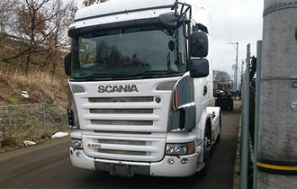 TRUCK - SCANIA R470LA - 2008