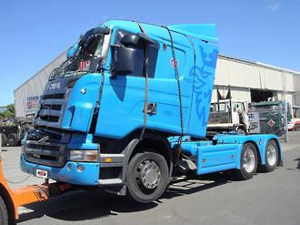 TRUCK - SCANIA R500LA - 2009 SCANIA R500LA