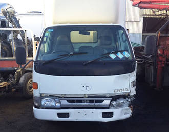 CHILLER BODY & TAILLIFT TOYOTA 1998 - TOYOTA DYNA BU102