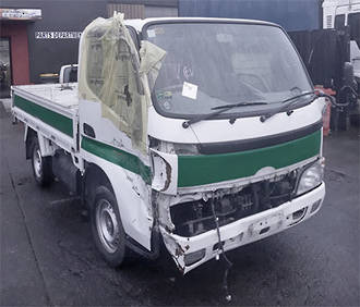 TRUCK - TOYOTA TOYOACE 2007