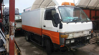 TRUCK - 3Y - TOYOTA DYNA/TOYOACE 1991