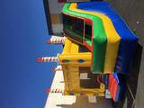 Bouncy Castles - Fun Cake