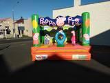 Bouncy Castles - Peppa Pig