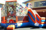 Bouncy Castles - Candy Factory