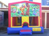 Bouncy Castles - Pooh