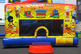 Bouncy Castles - Birthday Small