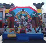 Bouncy Castles - Mickey Park