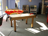 Hire - Air Hockey Table