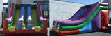Bouncy Castles - Twin Slide