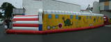 Bouncy Castles - Train