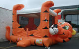 Bouncy Castles - Tiger