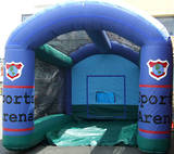 Bouncy Castles - Sports Arena non bouncer