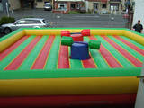 Bouncy Castles - Jousting Inflatable Mat
