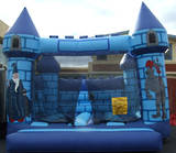 Bouncy Castles - Merlin