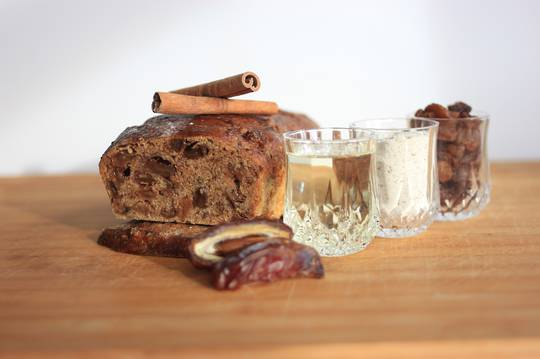Fruit Loaf Vegan
