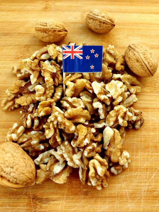 New Zealand  walnuts 100g