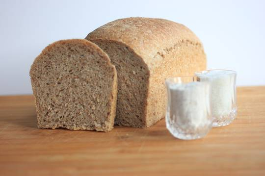 Wholemeal Wheat Loaf Sourdough