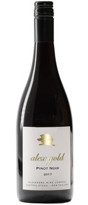 Alex Gold Pinot Noir 2017