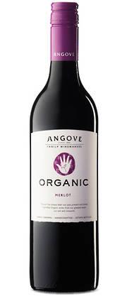 Angove Organic Merlot 2019