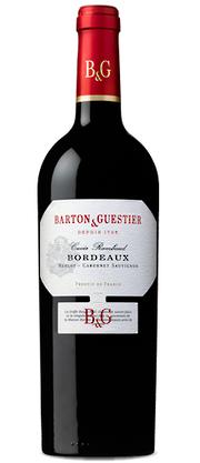 Barton & Guestier Cuvee Rambaud Bordeaux 2018