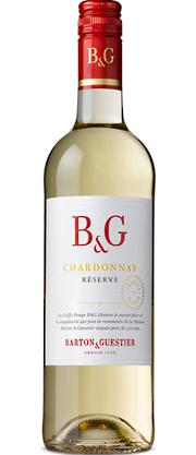 B&G Reserve Chardonnay 2018