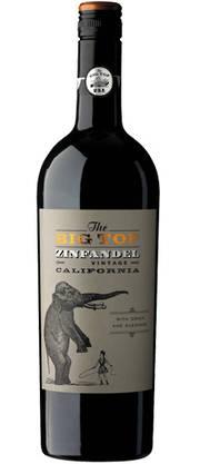 The Big Top Zinfandel 2015