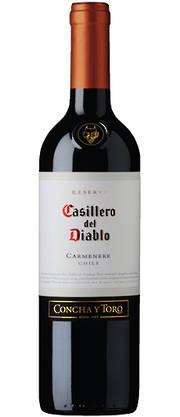 Concha y Toro Casillero Del Diablo Carmenere 2016