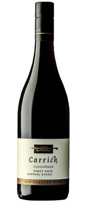 Carrick Bannockburn Pinot Noir 2017